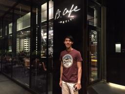 Café review: PS.Cafe Petit (Martin Road)